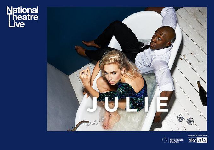 Catch the NT Live broadcast of 'Julie' at Showroom this week