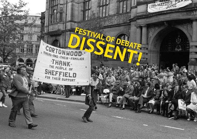 See collated footage from over the years of protests in Sheffield at the Graves Gallery on 25 May