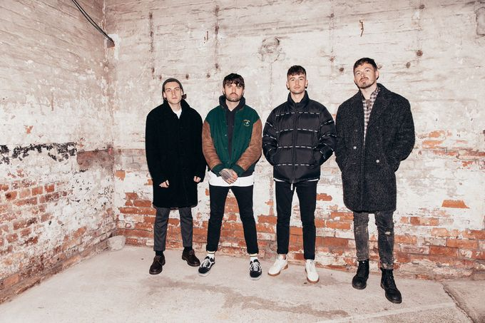The Lower Than Atlantis lads are playing Plug on 14 May