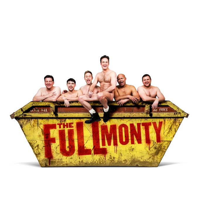 The Full Monty returns to the Lyceum in 2019. Photo by Matt Crockett