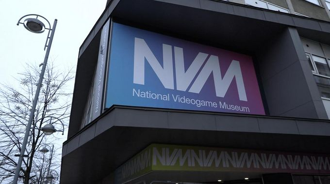 The National Videogame Museum is opening late on Friday 11 January.