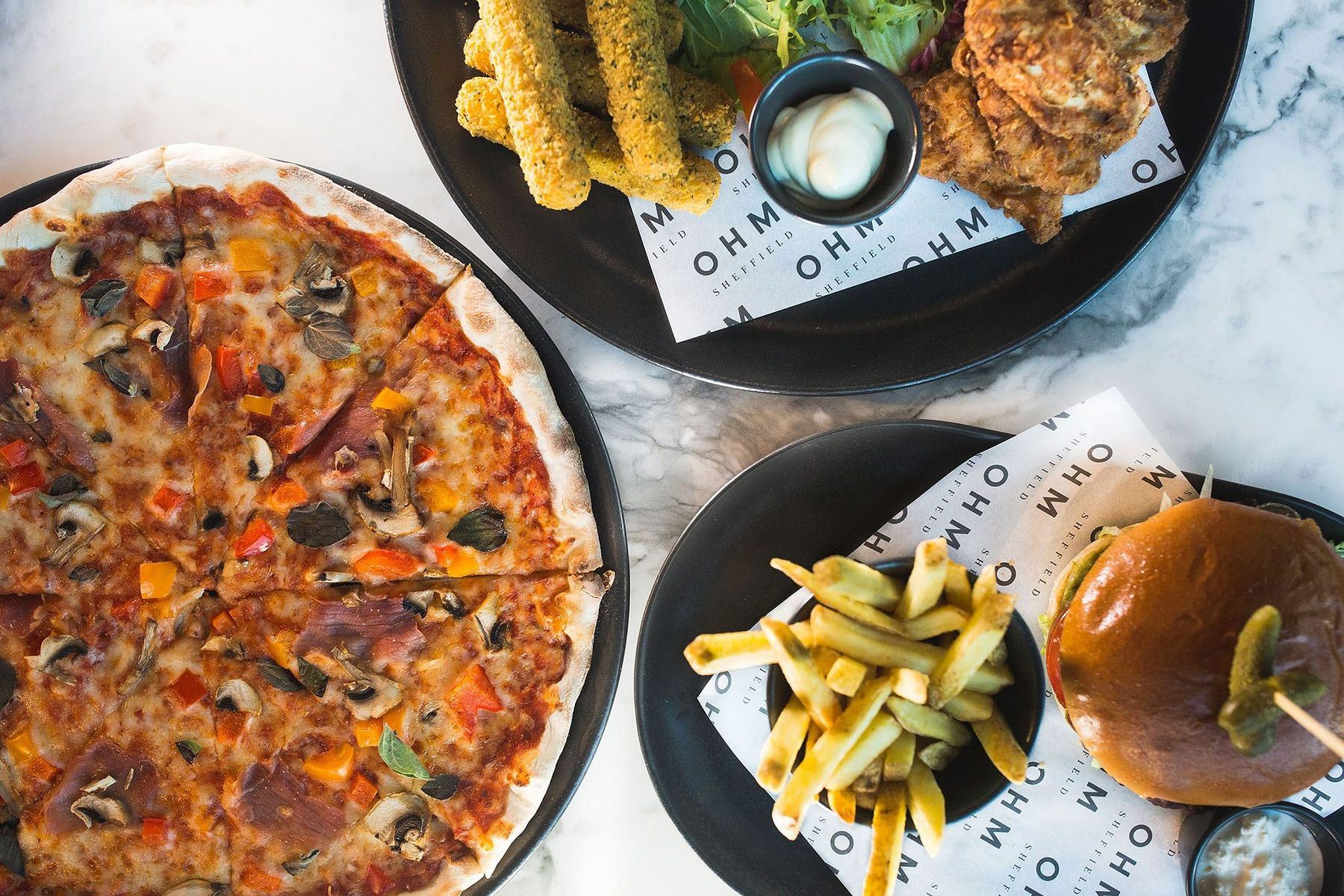Dining Deals Every Weeknight At Ohm