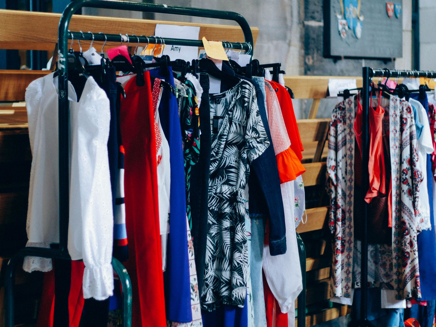 Swap old clothes for a new wardrobe at Style Sheffield