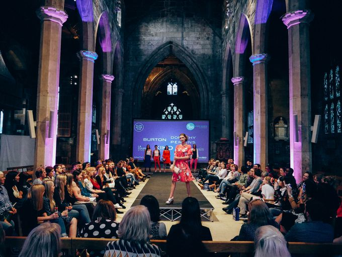 Style Sheffield Fashion Show makeover