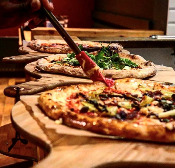 Book your place for this month's pizza masterclass at Craft & Dough Campo Lane