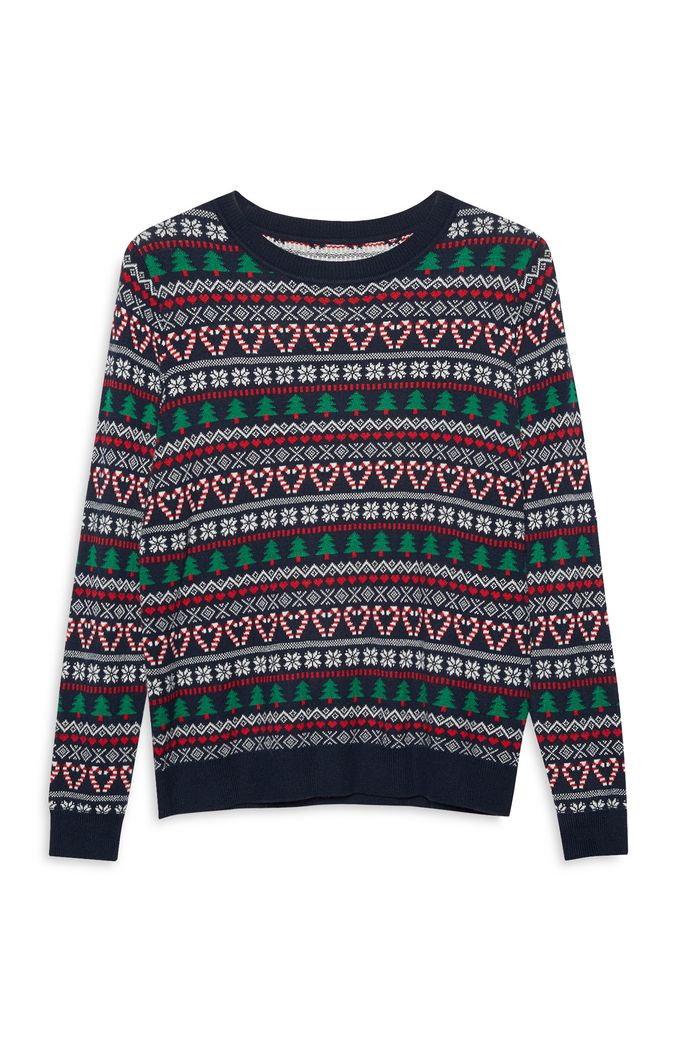 Primark's traditional Christmas jumper