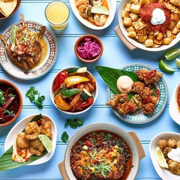 Enjoy tapas at Revolucion de Cuba during Dine Sheffield