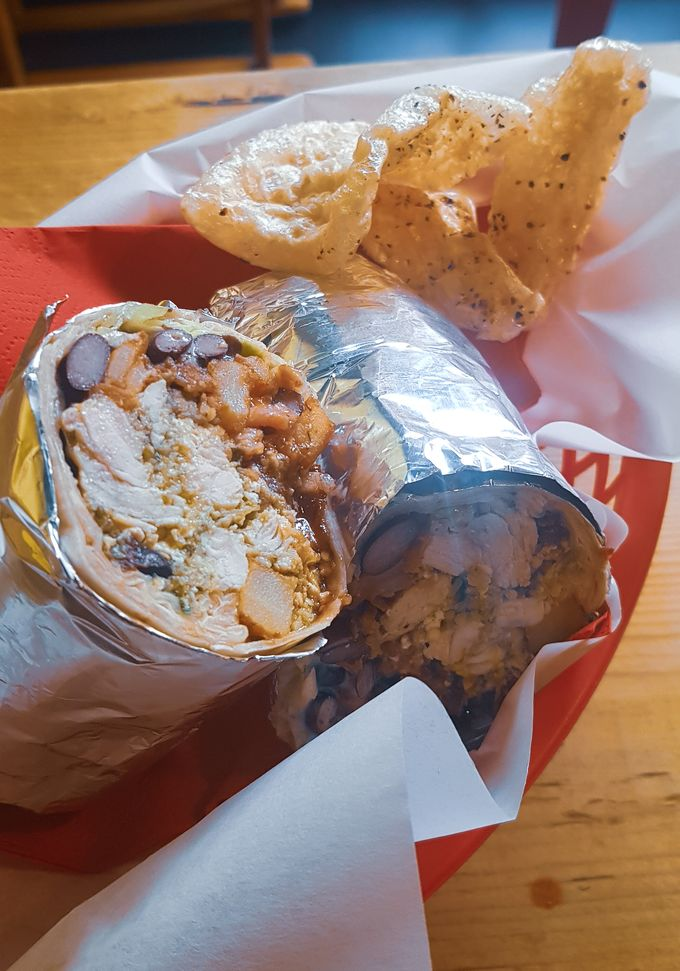 Christmas burrito, anyone?