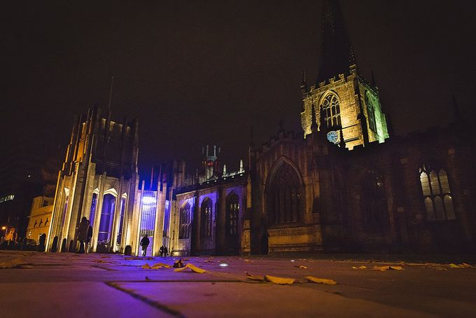 Warm up your vocal chords at Sheffield Cathedral's carols by candlelight.