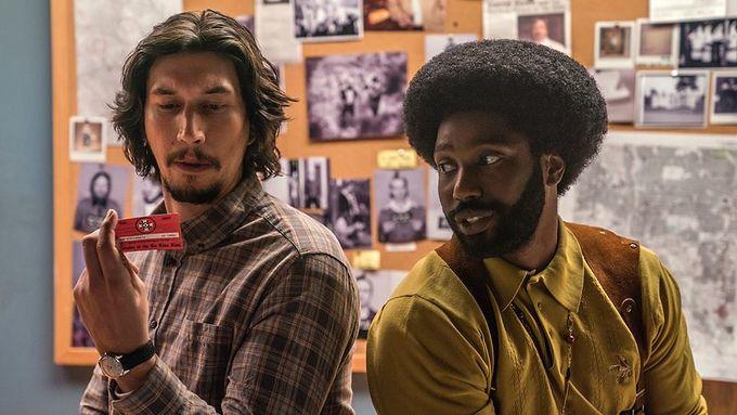 See BlacKkKlansman as well as the season's fresh new films at Showroom.