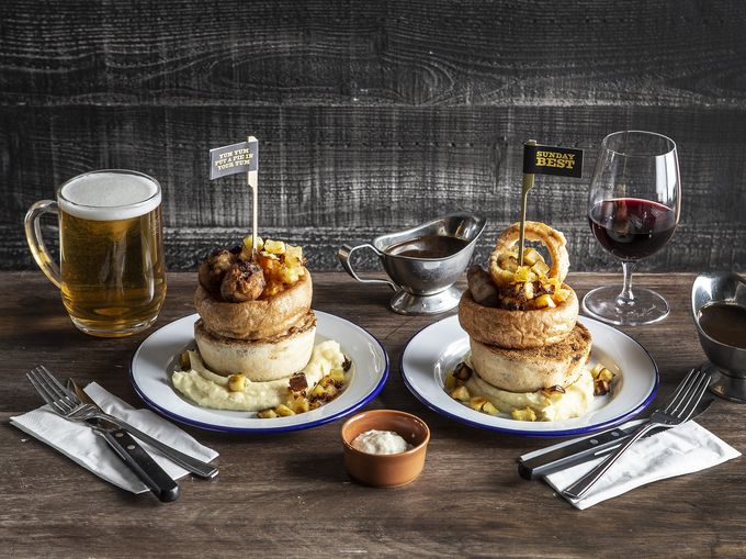 Say hello to the all-new 'Sunday Best' at Pieminister.