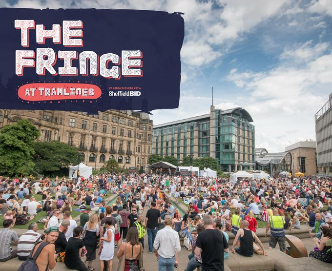 The city centre will be brimming with Fringe events on 21 & 22 July