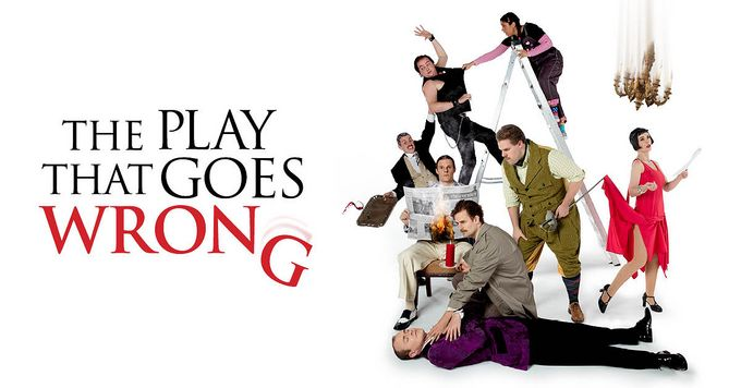 Sheffield Theatres The Play That Goes Wrong