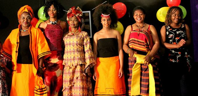 See the Ubuntu Food and Fashion Showcase during the five-day festival
