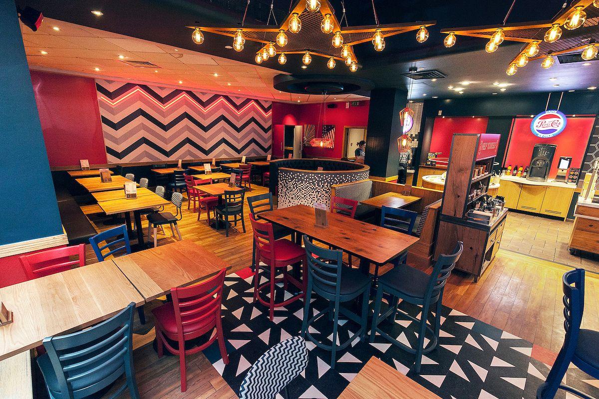 Pizza Hut Reveals New Look