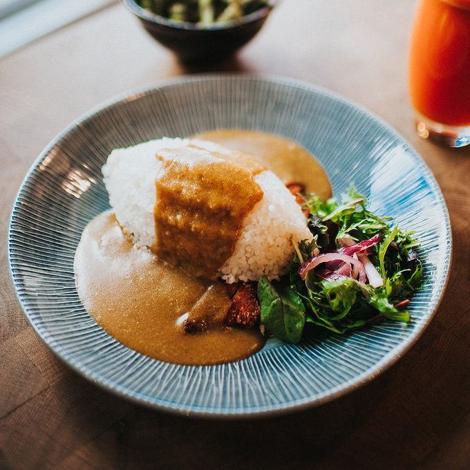 It's here! The vegan katsu curry has landed at Wagamama!