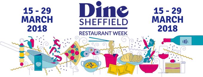 Dine Sheffield, 15 - 29 March, Sheffield city centre