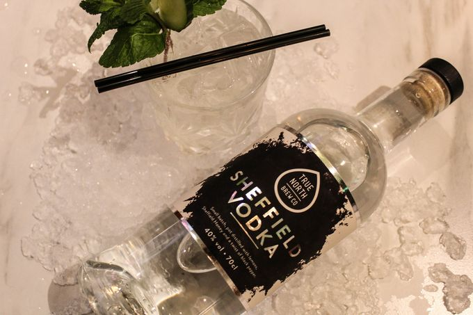True North Brew Co's Sheffield Vodka