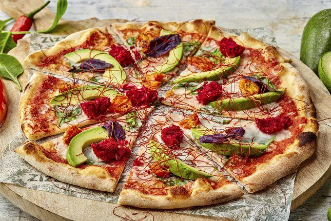 Vegan Pizza, Zizzi