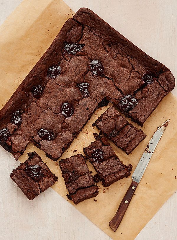 Nadiya brownies