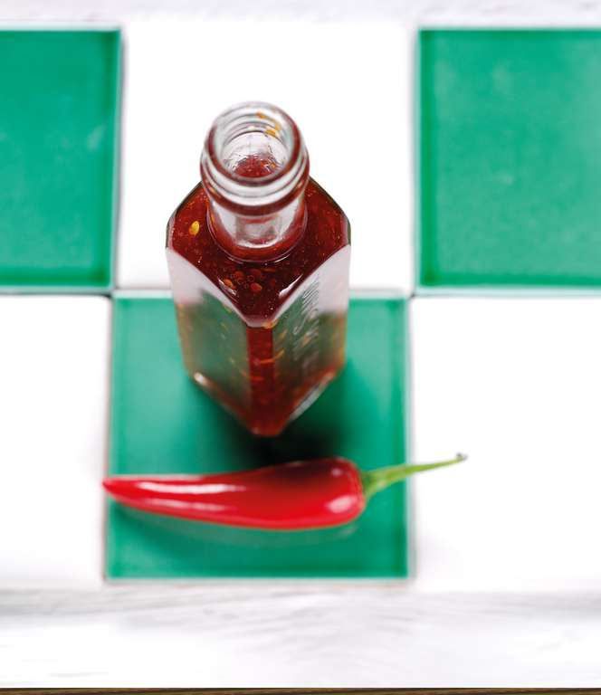 Sweet Thai Chilli Sauce