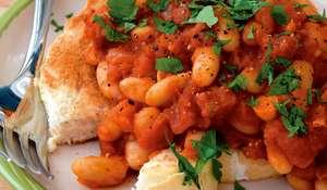 Chorizo Baked Beans
