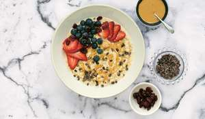 Nut Butter Oats