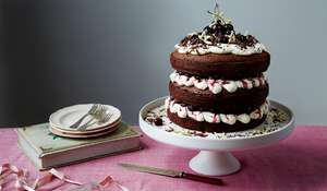 Candice Brown's Black Forest Gateau