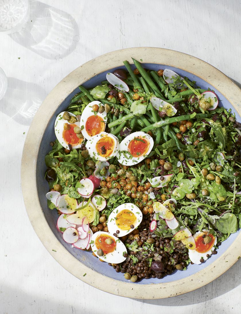 Melissa Hemsley Sustainable Summer Salad