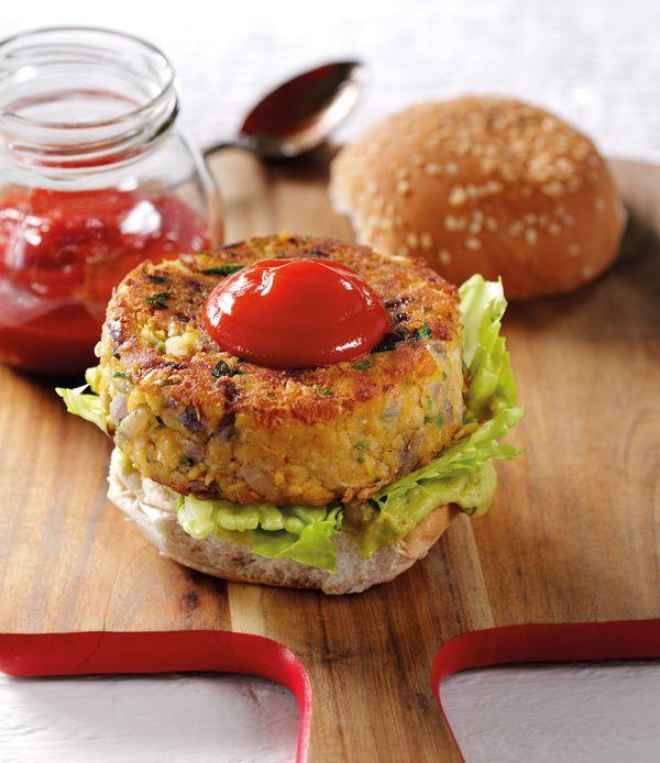Best Vegetarian & Vegan Burger Recipes   Creative, Meat-Free Patties