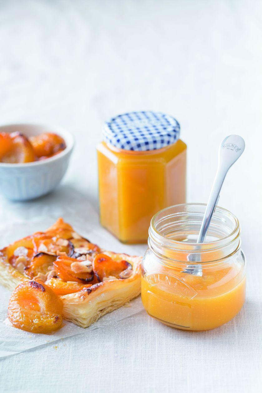 Jam, Preserve, & Chutney Recipes | Apricot Curd