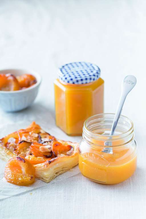 Apricot Curd