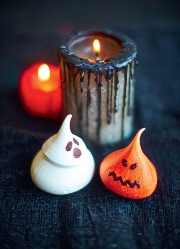 Trick or Treat? Halloween Meringues from The Meringue Girls Everything Sweet