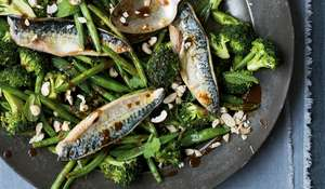 Melissa Hemsley's Grilled Mackerel | Easy, Healthy Midweek Dinner