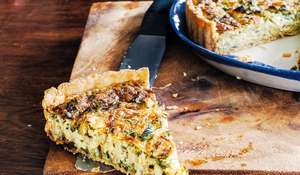 Fresh Herb Tart