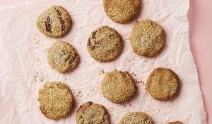 Peanut Butter Coconut Cookies | Easy Biscuit Recipe