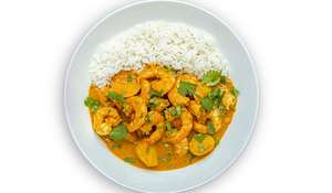 Fitness Chef Massaman Prawn Curry | Healthy Dinner Recipe