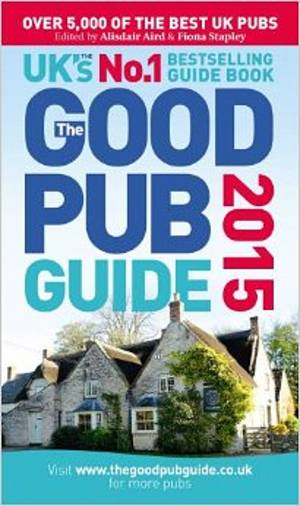 Cover of The Good Pub Guide 2015