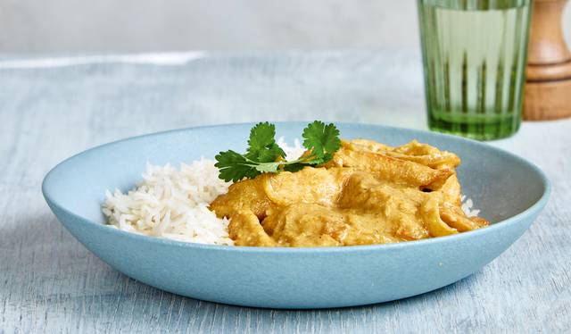 Mary Berrys Korma Style Chicken Curry