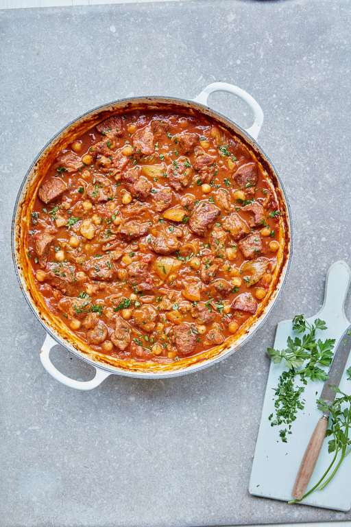 Mary Berry's Lamb Tagine