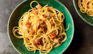 Nigella Lawson's Spaghetti Carbonara Recipe | How to Eat
