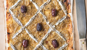 Pissaladière recipe from Amelia Freer