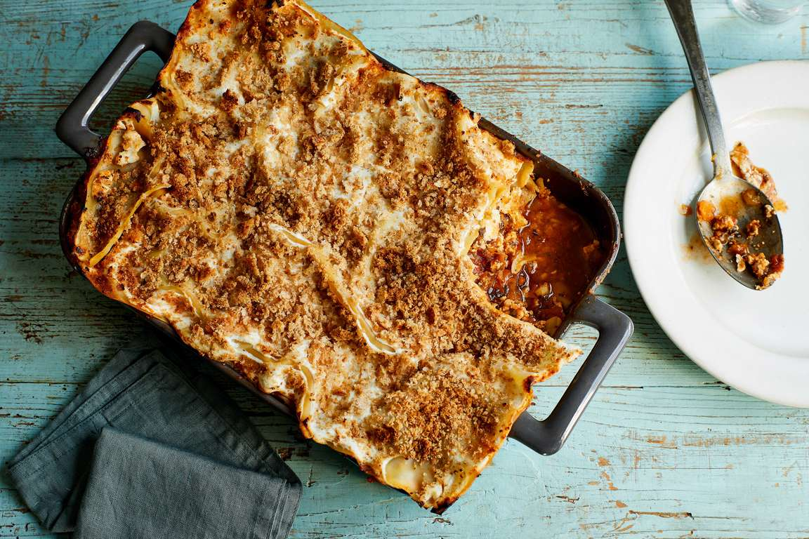 Eat Well For Less Turkey Lasagne