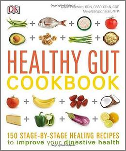 Cover of Healthy Gut Cookbook