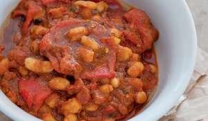 Quick Veg Curry