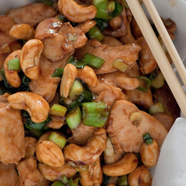 Stir fry of cashew nuts and chicken the happy foodie for Fish sauce stir fry