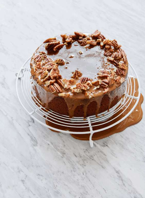 Choca-Mocha Cake