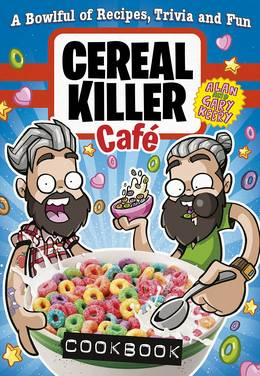 Cover of Cereal Killer Cafe Cookbook