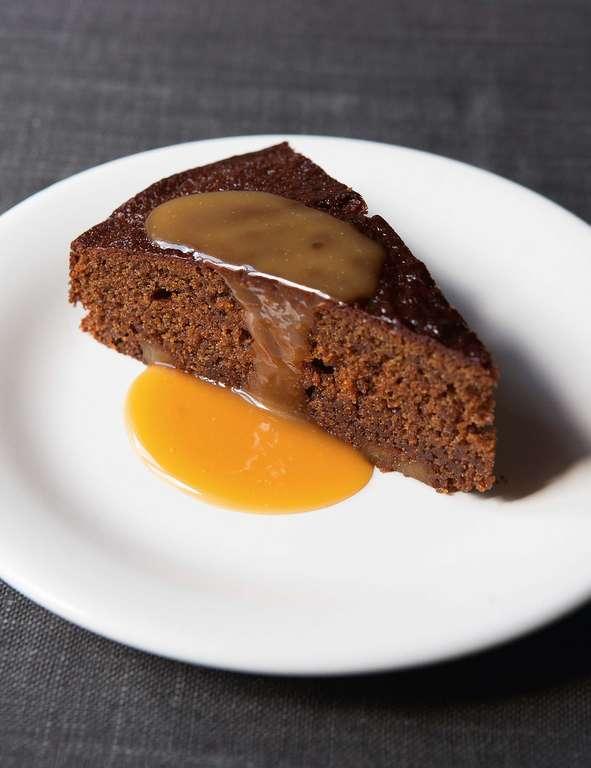 Justin's Ginger Cake