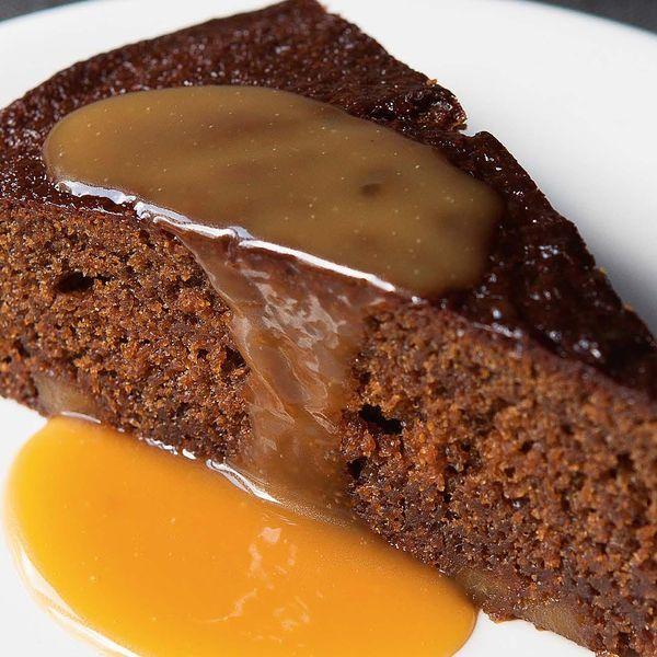 Stem Ginger Cake Nigella